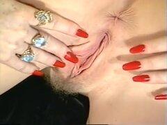 Best pornstars Kayla Kleevage and Leeann Lovelace in horny blonde, lesbian sex video,