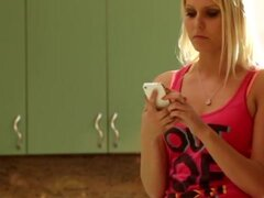 Mejor Rubia casera, Pregnant adult clip