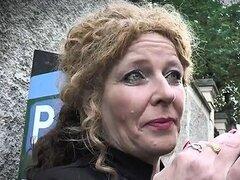 Elisabeth la fantasía inusual de una burguesía!