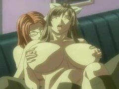 Hermano Hentai-Su Primera Mamada Anime Sin censura. Sin censura Hentai Porno Video HD. Virgen Anime Hermano Primera Vez Escena de Sexo Dibujos Animados Mamada Animación.